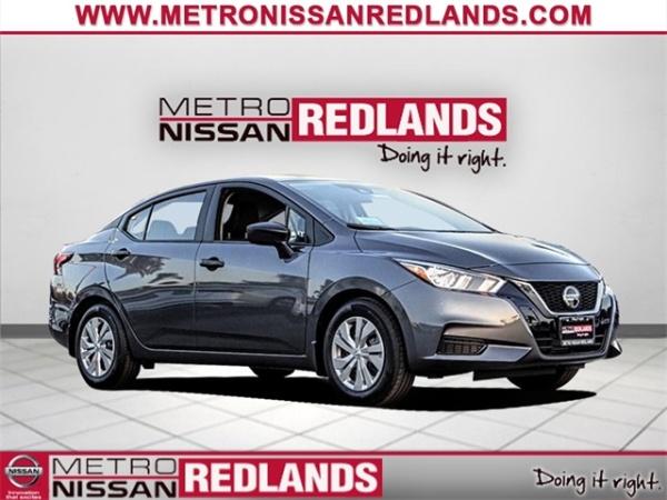 2020 Nissan Versa in Redlands, CA