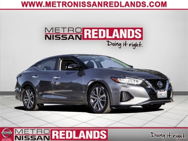 2019 Nissan Maxima in Redlands, CA