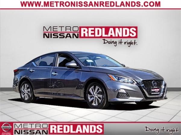 2020 Nissan Altima in Redlands, CA