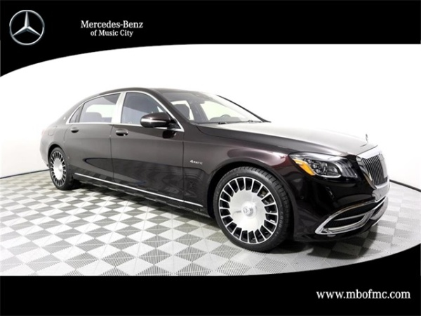 2019 Mercedes-Benz S Maybach S 560