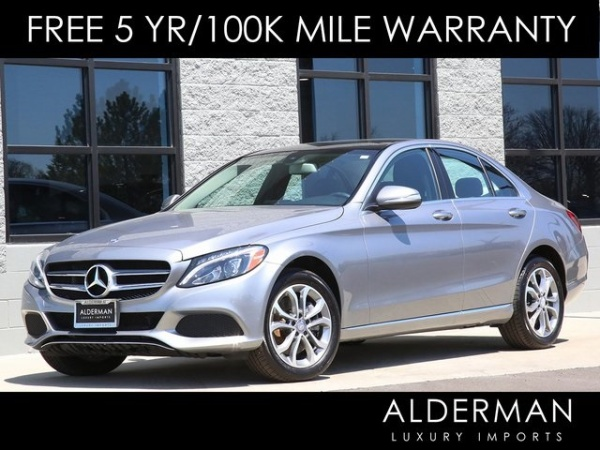 2015 Mercedes-Benz C-Class in Fishers, IN