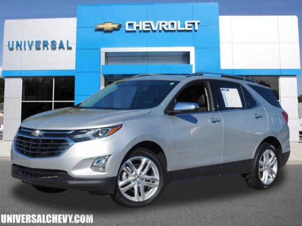 2019 Chevrolet Equinox in Wendell, NC