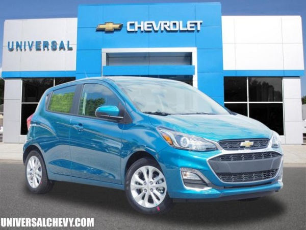 2020 Chevrolet Spark in Wendell, NC