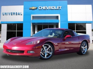 2009 Chevrolet Corvette Coupe With 1lt For In Wendell Nc