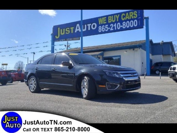 used ford fusion for sale in knoxville tn u s news world report. Black Bedroom Furniture Sets. Home Design Ideas