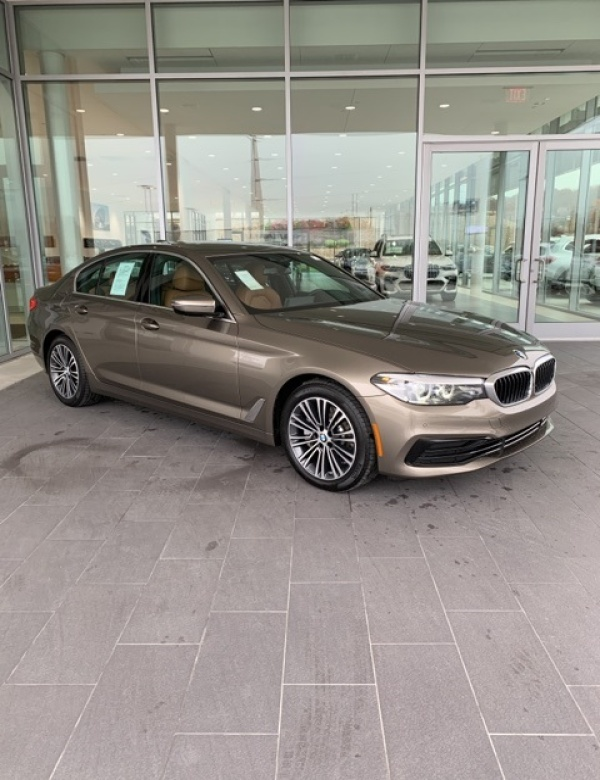 2019 BMW 5 Series in Plains, PA