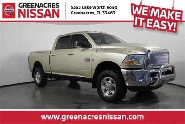2011 Ram 2500 in Greenacres, FL