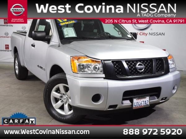 2015 Nissan Titan in West Covina, CA