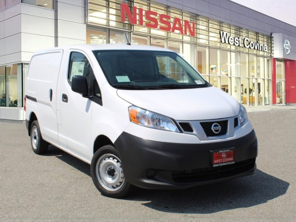2020 Nissan NV200 Compact Cargo in West Covina, CA