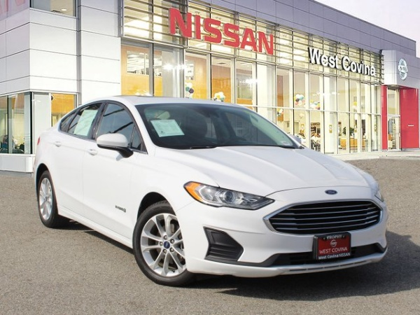 2019 Ford Fusion in West Covina, CA