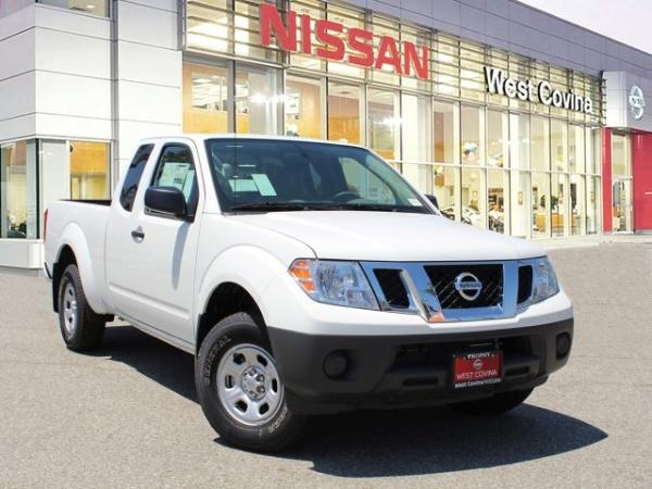 2019 Nissan Frontier in West Covina, CA