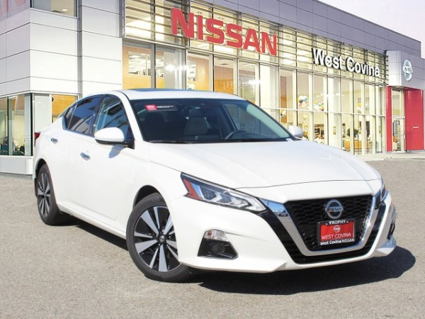 2019 Nissan Altima in West Covina, CA