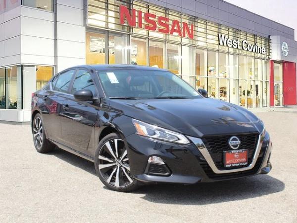 2020 Nissan Altima in West Covina, CA