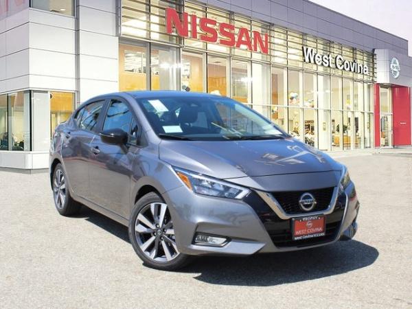 2020 Nissan Versa in West Covina, CA