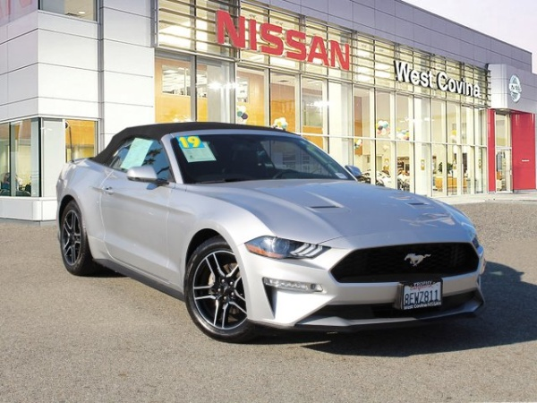 2019 Ford Mustang in West Covina, CA