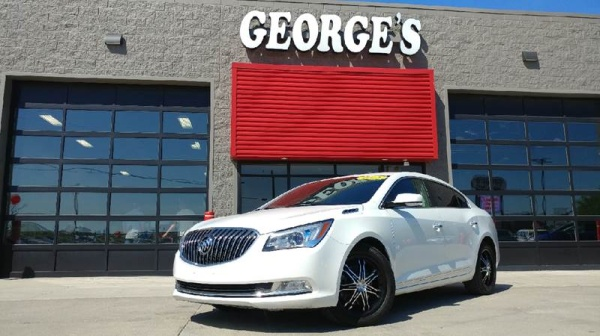 2015 Buick LaCrosse in Brownstown, MI
