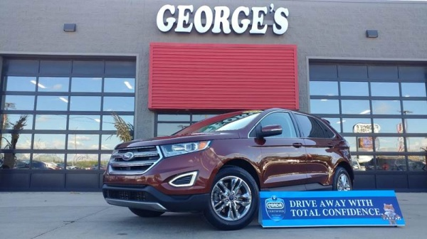 2015 Ford Edge in Brownstown, MI