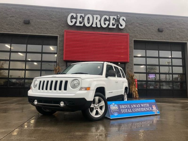 2011 Jeep Patriot in Brownstown, MI