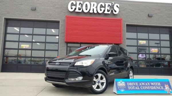 2015 Ford Escape in Brownstown, MI
