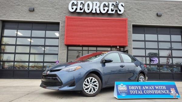 2019 Toyota Corolla in Brownstown, MI