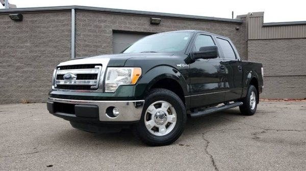 2013 Ford F-150 in Brownstown, MI