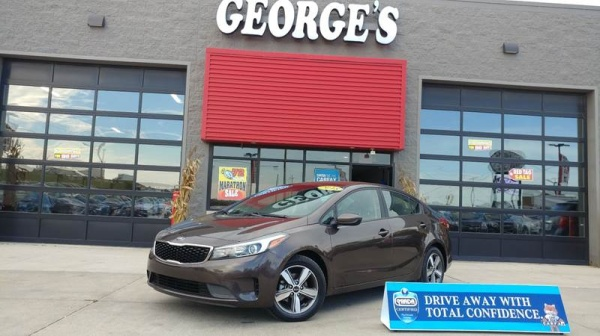 2018 Kia Forte in Brownstown, MI