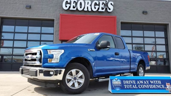 2016 Ford F-150 in Brownstown, MI