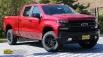 2019 Chevrolet Silverado 1500 LT Trail Boss Crew Cab Standard Box 4WD for Sale in Vallejo, CA