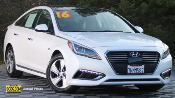 2016 Hyundai Sonata in Vallejo, CA