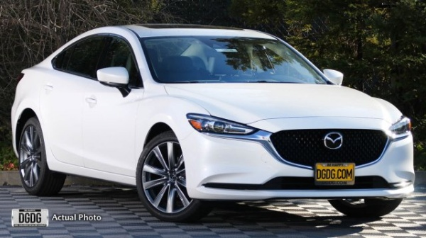 2020 Mazda Mazda6 in Vallejo, CA