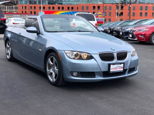 2009 Bmw 3 Series 328i Convertible Sulev
