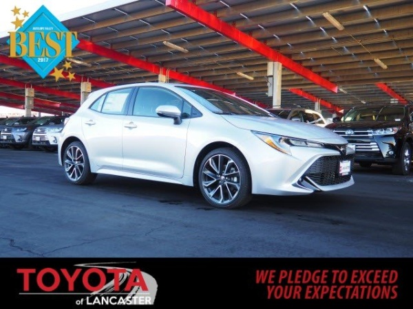 2020 Toyota Corolla Hatchback in Lancaster, CA