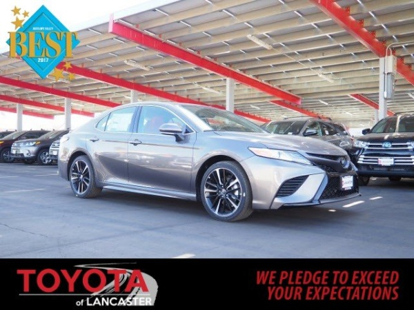 2020 Toyota Camry in Lancaster, CA