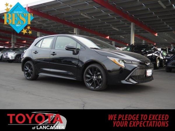 2020 Toyota Corolla Hatchback in Lancaster, CA
