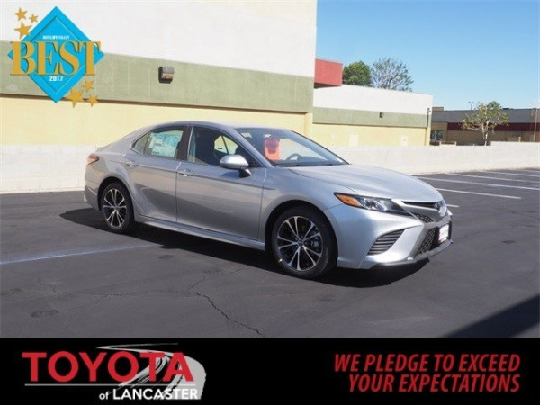 2019 Toyota Camry in Lancaster, CA