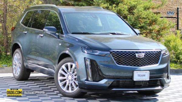 2020 Cadillac XT6 in Vallejo, CA