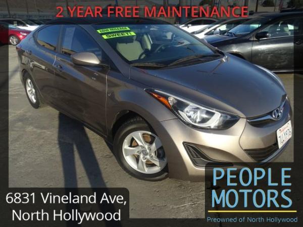 2015 Hyundai Elantra in North Hollywood, CA