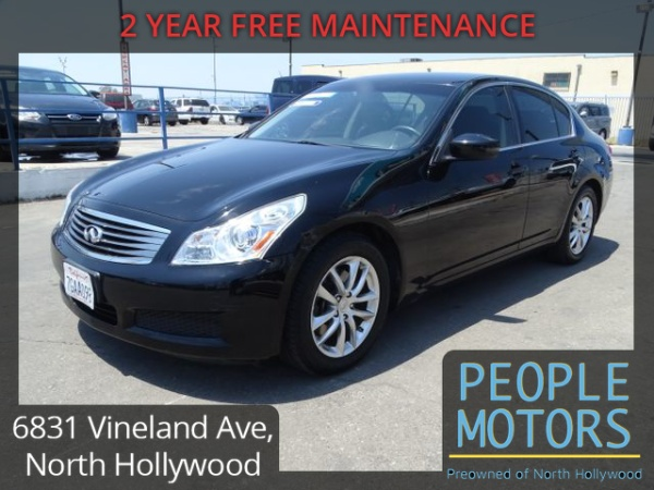 2009 INFINITI G in North Hollywood, CA