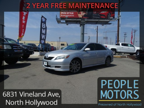 2007 Toyota Camry in North Hollywood, CA