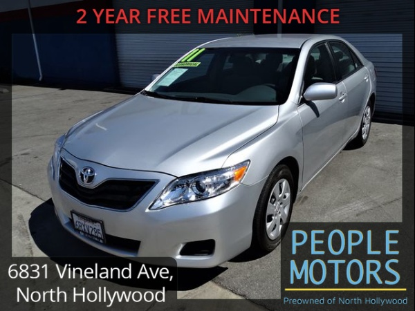 2011 Toyota Camry in North Hollywood, CA