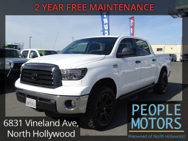 2007 Toyota Tundra in North Hollywood, CA