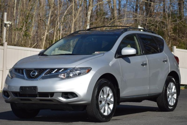 2013 Nissan Murano in Fredericksburg, VA
