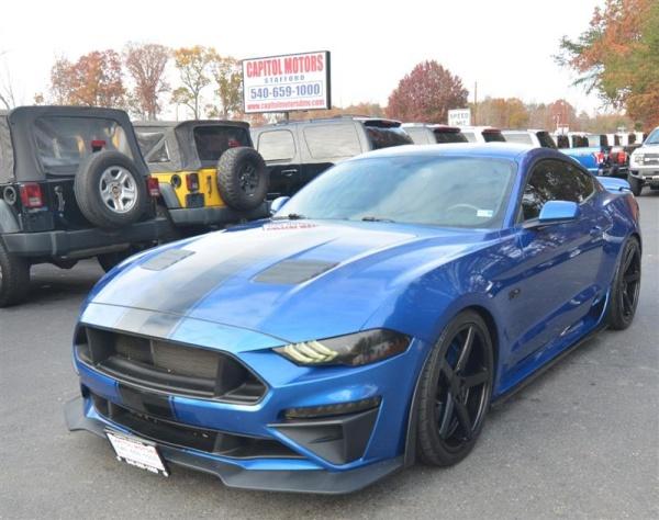 2018 Ford Mustang in Stafford, VA