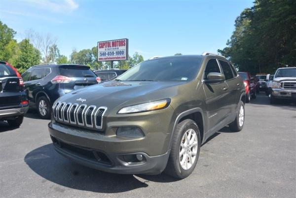2015 Jeep Cherokee in Stafford, VA