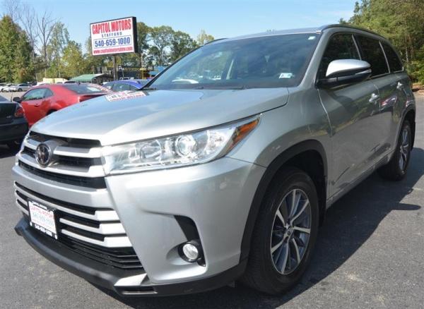 2017 Toyota Highlander in Stafford, VA