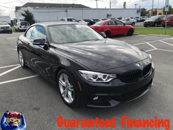 2015 BMW 4 Series in Jacksonville, NC