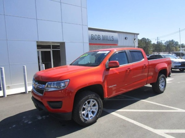 used chevrolet colorado for sale in wilmington nc u s news world report. Black Bedroom Furniture Sets. Home Design Ideas