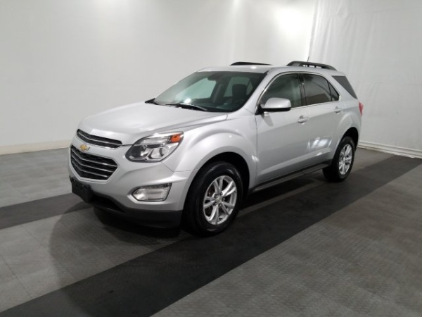 2016 Chevrolet Equinox in Charlotte, NC
