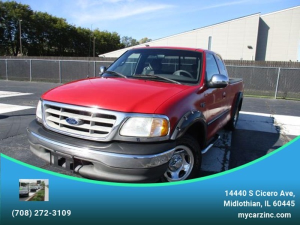 2002 Ford F-150 in Midlothian, IL