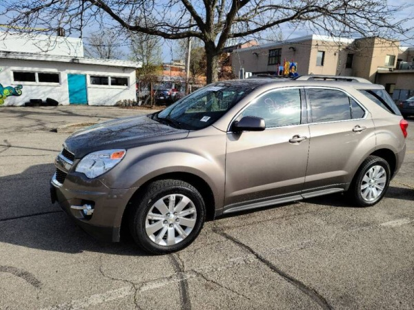 2010 Chevrolet Equinox in Madison, WI